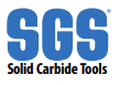 KYOCERA / SGS Solid Carbide Precision Tools - Logo